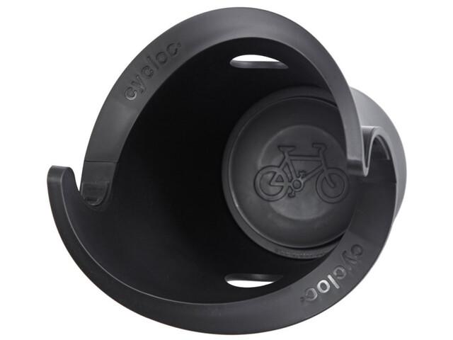 Cycloc Solo Soporte para bicicleta, black